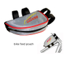 BSP11532-1-F Cycling Bicycle Bike Bag Front Saddle Frame Pouch Outdoor