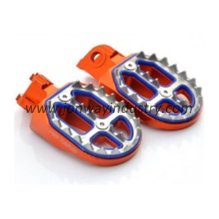 KTM Off Road Motorcycle Pedal