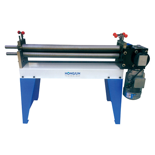 Series Oblique three-roll bending machine