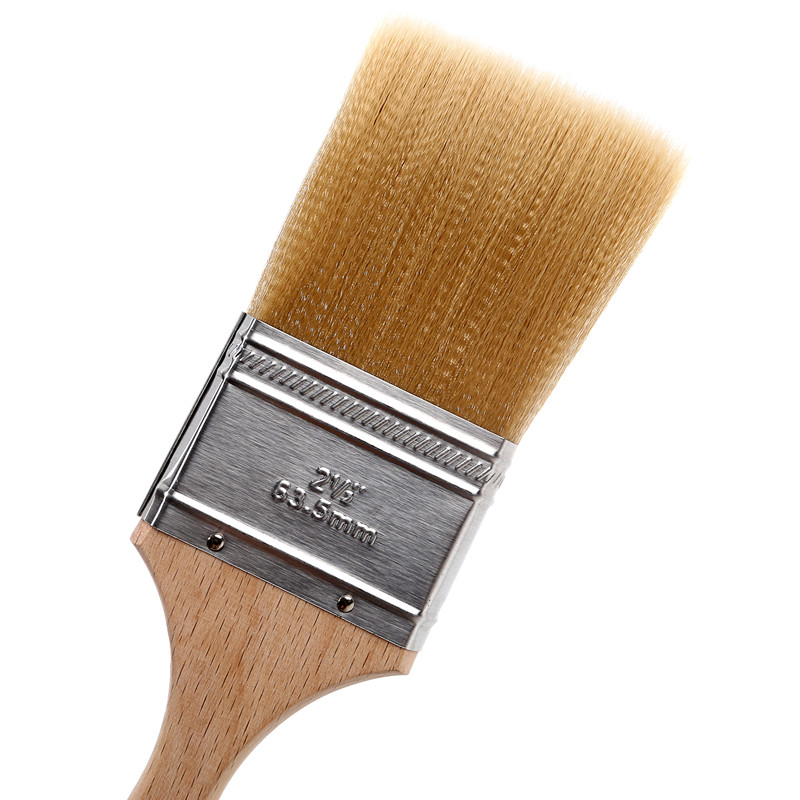 PET/PBT Paint Brush with Chisel Trim