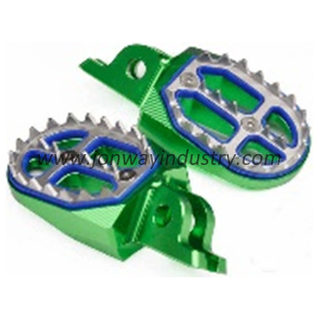 KAWASAKI Off Road Motorcycle Pedal