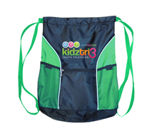 BSP11624 Exercise Jacquard Green Athletic Gymbag With Compartments
