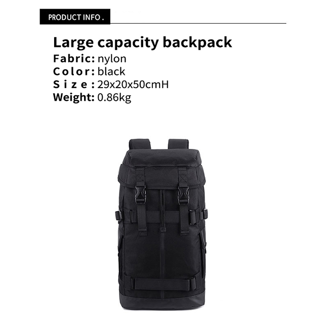 Fashion Simplicity Urban Style Backpack RU81037