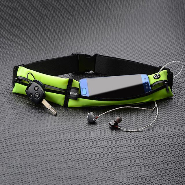 Lycra Running Belt for Mobile Phones, Hydration Belt for Running RU81036