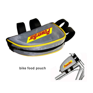 BSP11633 Powerbar Cycling Bicycle Bike Bag Front Saddle Frame Pouch Outdoor