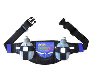 BSP11624 Running Belts With Water Bottles For Men And Woven