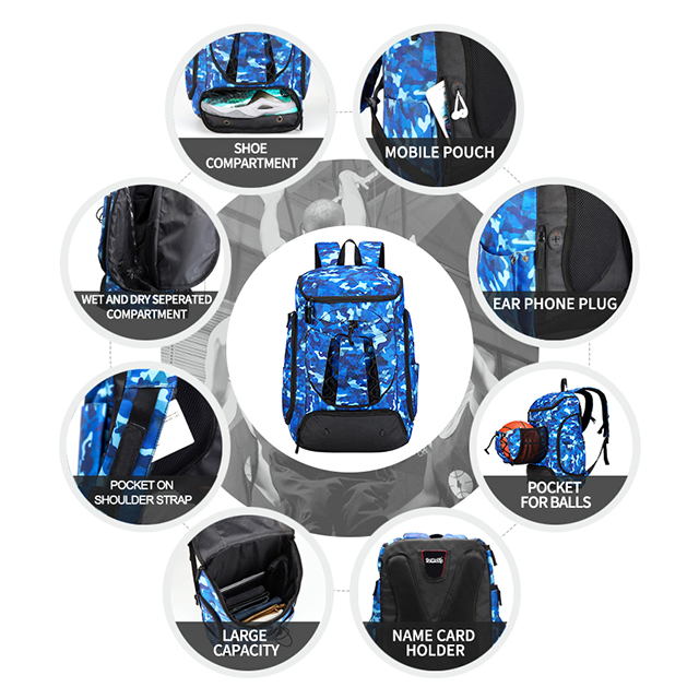 Large Capacity Basketball Bag RU81063