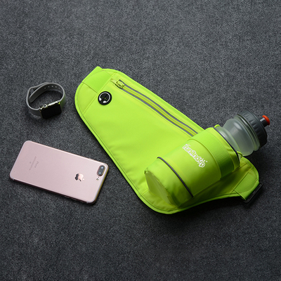 RU81009 2018 Running Soft Water Bag Outdoor Sports Bottle Durable Marathon Mountaineering Camping Hiking Water Bottle 600ML