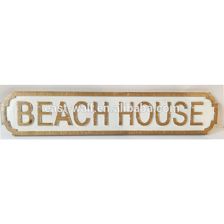 Factory Wholesale Manufacturer Supply Free Design Decorative Custom Words Plaque