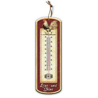 Manufacturer Supply Hot Selling Thermometer Wall Thermometer