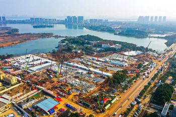 河南雷竞技App最新版环保科技有限公司生产的污水处理系统部分产品应用在武汉火神山医院建设!