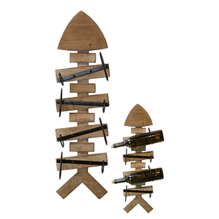 Wholesale Home High Quality Custom Wall Mounted Wine Rack for sale