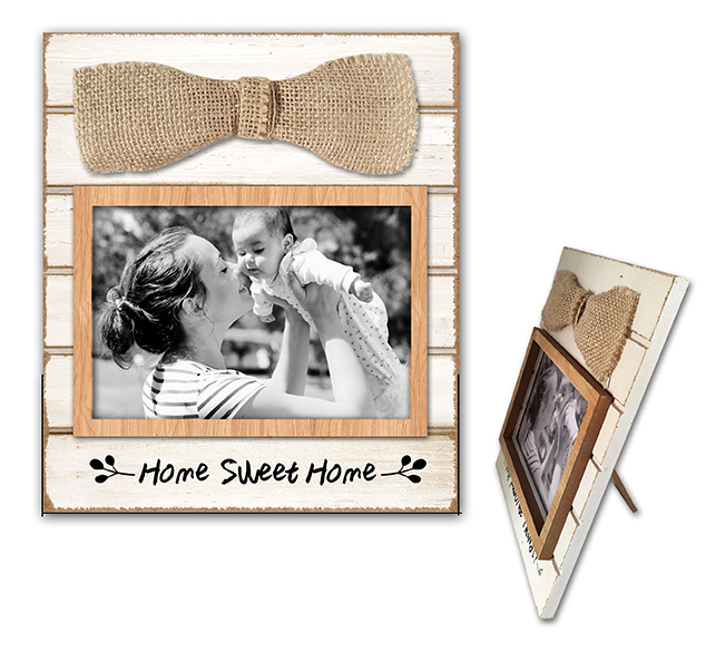 Wholesale Home Decor Family MDF 3D Photo Frame Cheap