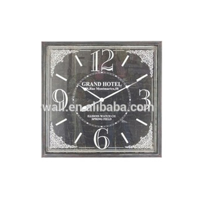 Factory Direct Price Brand New Design Promotional Wall Clock Theme