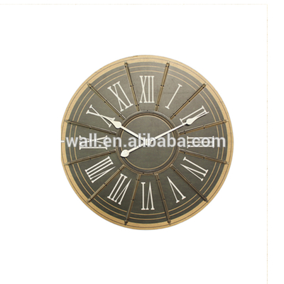 New Design Modern Vintage Style Good Quality Home Decorating Bedrooms Wall Clock