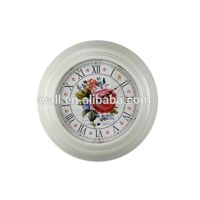 New Style Modern Art For Sale Hot Quality Home Goods Metal Frame Wall Clock