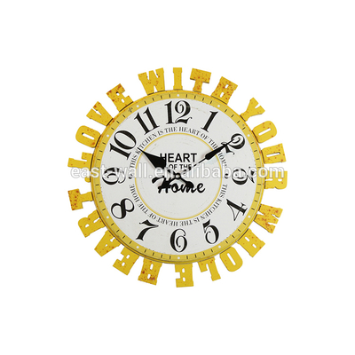 Classic Design Digital Modern Decorative Wall Clock for Home Decoration