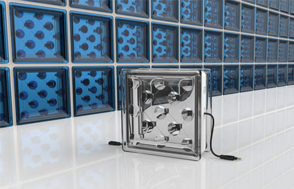 BIPV: Researchers develop solar glass blocks to power houses