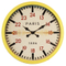 Promotional Modern Pendulum Customizable Wall Clock, Clock Wall Mdf