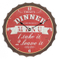Old Time Vintage Style Decorative Bottle Cap Style Wall Clocks