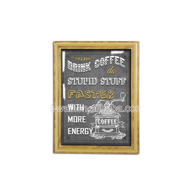 Custom Design Home Decoration Sign Craft Wooden Wall Hanging Plaque