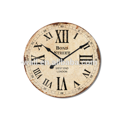 Chinese Supplier Promotional Movement Buy Bathroom Wall Clock