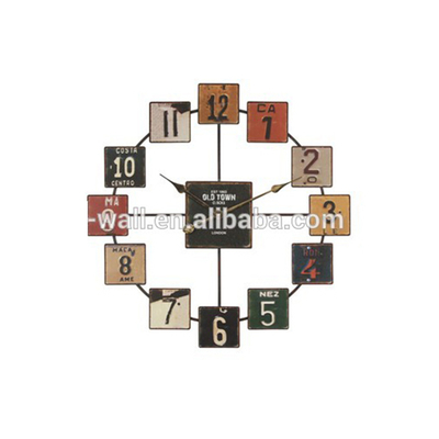 Wholesale Imported From China Special Fashion Design Wall Clock