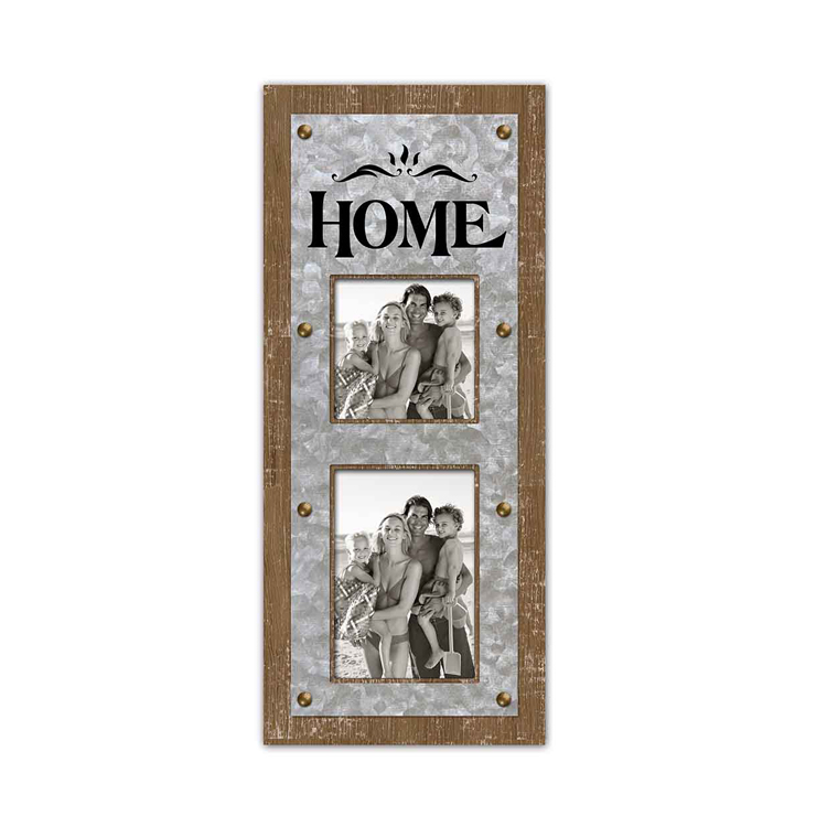Custom Size MDF Antique Wall Mounted Family Photo Frame