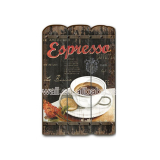 Custom Printing Logo Antique Style Wholesale Wooden Signs With Sayings