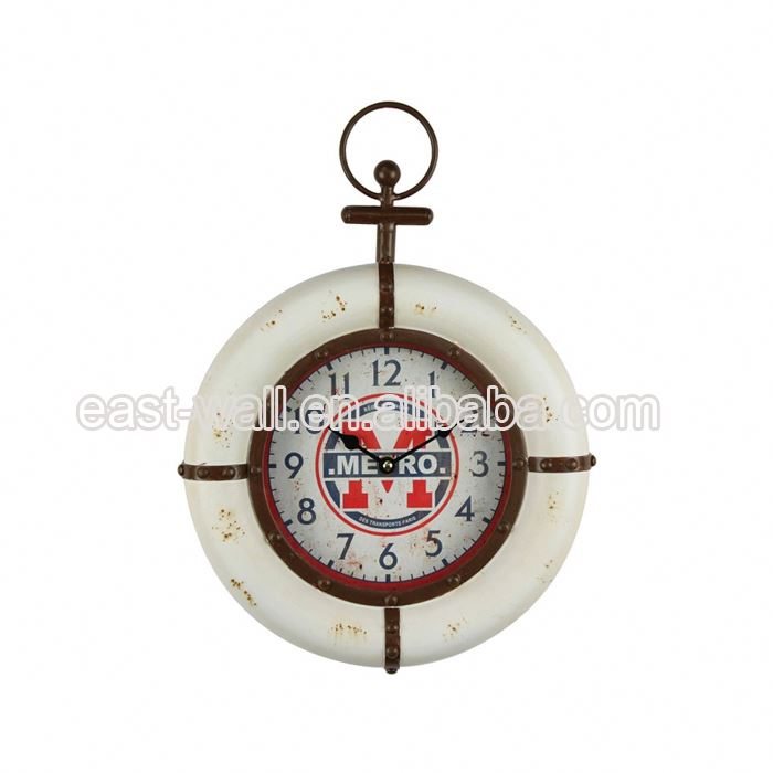 Cheap Prices Antique Style Mdf Wall Clocks Funny Designs Ip Clock