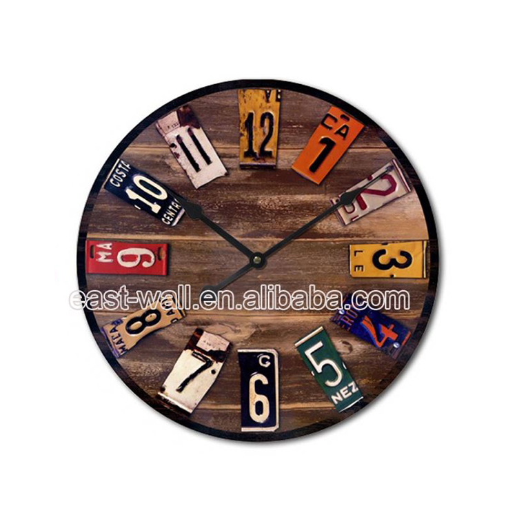 Various Designs Are Available Souvenir Gift For Family Digital Led Wall Clock