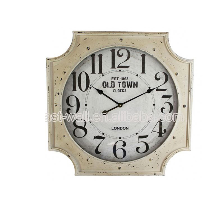 Get Your Own Custom Design Old Fashioned Mdf Modern Wall Clock Multi Time Zones