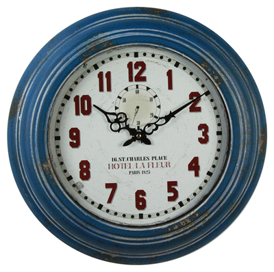 Honest Suppliers Eco-Friendly Wholesale Round Kitchen Wall Clock