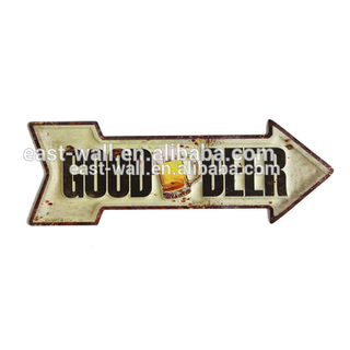 Wholesale China Products Good Beer Sign