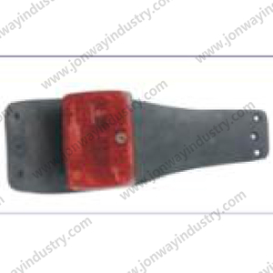 Rear Fender for BAVETTE ARR MBK 512