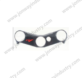 Main Support 3D Sticker Carbon for YAMAHA YZF 1000 R1