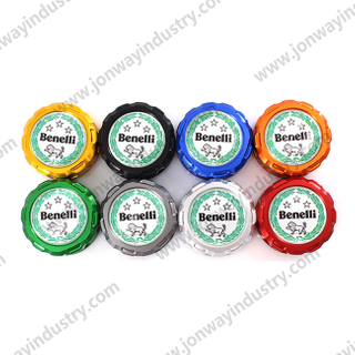 Aluminium Oil Filler Cap For Benelli TRK502