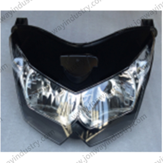 Headlight For KAWASAKI Z1000 2007-2009