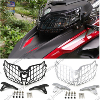 Aluminium Headlight Protector For Benelli TRK502