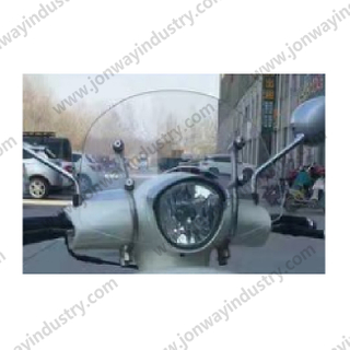 Small Windshield For PEUGEOT Django