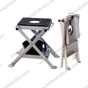 Foldable Motorcycle Aluminium Stand