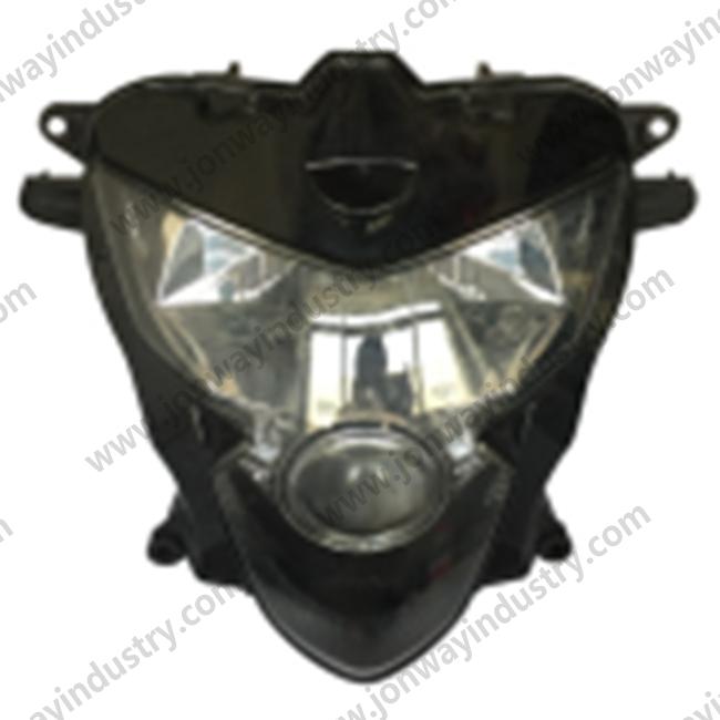 Headlight For SUZUKI GSX R600 R750 2004-2005
