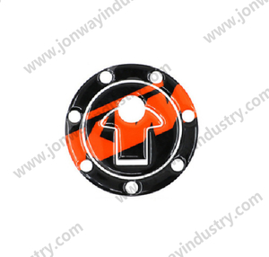 Main Support PU 3D Sticker Fuel Tank Cap For KTM DUKE