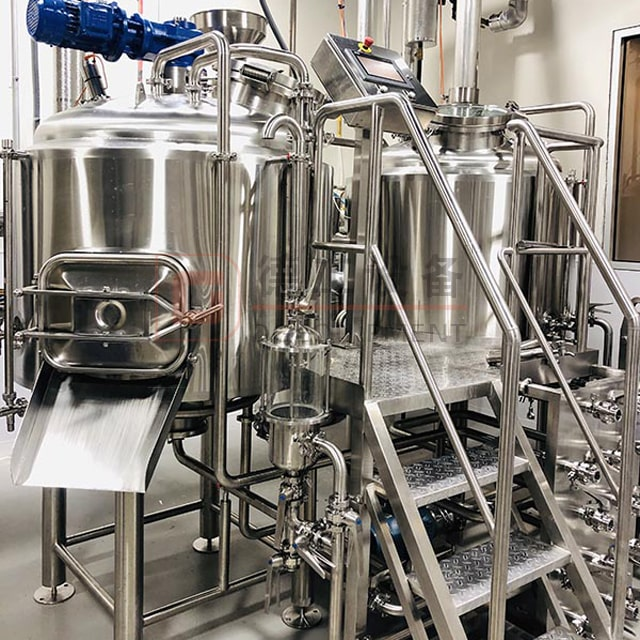 200L beer brewhouse craft microbrewery