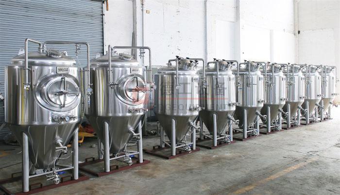 fermentation tank fermenting vessels