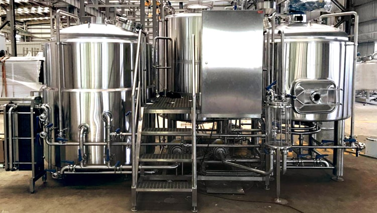 craft brewing equipment