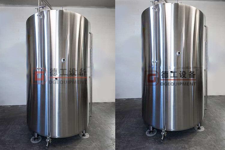 20 bbl hot liquor tank-min