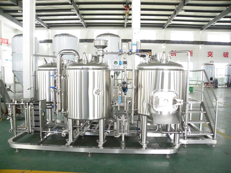 beer brew kettle brewhouse