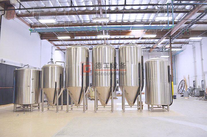 brewing beer space