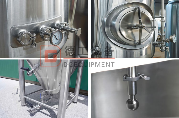 beer fermentation tank accessories